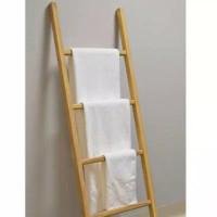 MQ802 Ladder Hanger Tangga Gantungan Sajadah Mukenah Sarung Baju Koran