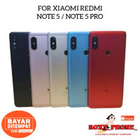 NOTE BACKDOOR COVER NOTE REDMI - BACK XIOMI PRO BELAKANG 5 TUTUP XIAOM