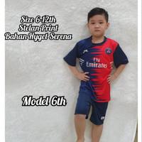 anak Setelan bola bola murah Baju SML anak jersey anak jersey size bol