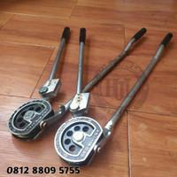 Tube Bender Asian first 5/8 -2 1/4 Alat tekuk pipa manual tanpa dus