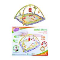 Promo PROMO Mastel Musical Play Gym playmat bayi matras main bayi