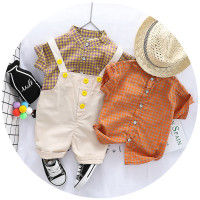 SET Laki ho SEOUL Baju BOY ANSOP Overal Anak Jumpsuit Laki Perempuan M