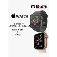 Apple Watch Second iWatch Series 4 40mm 44mm Mulus Cell GPS Murah