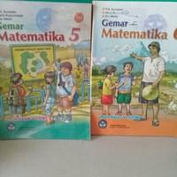 Buku SD MATEMATIKA Kelas 5 6 BSE - Diknas