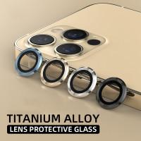 Tempered Glass Pelindung Lensa Kamera Belakang Iphone 12 Pro Max
