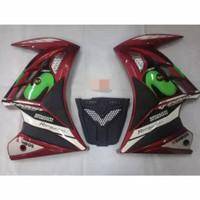 Vixion Fairing Model New Sayap Ninja