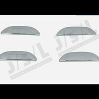 Datsun Go Cross Set Garnish Cover Handle Handel Pintu Chrome crome
