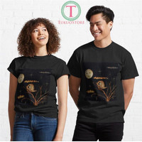 Kaos The Bird Who Fell In Love With The Moon 870 Unisex T-Shirt