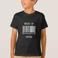Kaos Baju Anak Made In China, Made In China 4517