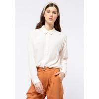 Colorbox Long Line Shirt I-Blwkey121G030 Acru