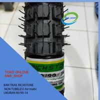 Ban Trail Matic 90 90 ring 14 Bukan Tubles Untuk motor Vario Beat Mio