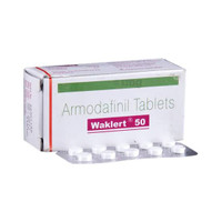 READY STOCK Armodafinil waklert 50 modafinil wakalert - obat
