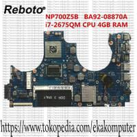 Samsung NP700Z5B 700Z5B Laptop Motherboard With SR02S i7-2675QM CPU 4G