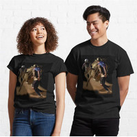 Kaos Arena Angles Rodeo Bull Fighters 277 Unisex T-Shirt