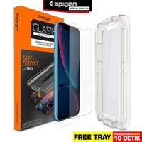EZ Glas Pro Fit 11 iPhone 11 Glass X XR Max 11 Spigen tR Pro Anti Gore