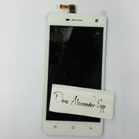 Gercep OPPO FIND MIRROR R819 LCD TOUCHSCREEN COMPLETE ORIGINAL