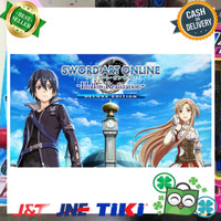 Jual SWORD ART ONLINE: Hollow Realization for Nintendo Switch Limited