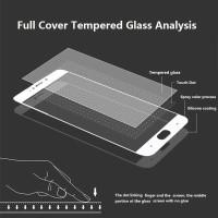 Tempered Glass Full Cover untuk ASUS Zenfone Pegasus 3s Max ZC521TL