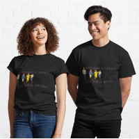 Kaos Building A Legacy For Their Future 548 Unisex T-Shirt