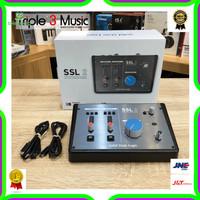 Solid State Logic SSL2 SSL 2 2x2 Soundcard Audio Interface ORIGINAL