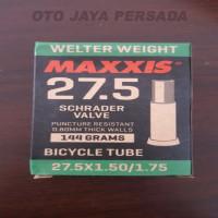 Oto tube ban dalam maxxis 27 5 x 1 50 1 75 AV FV