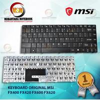 Promo Keyboard Original MSI FX400 FX420 FX600 FX620 Series Murah