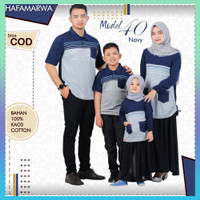Baru Baju Couple Atasan Sarimbit Keluarga Seragam Ayah Bunda