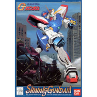 Jual HG Shining Gundam G GUNDAM HGG001 Bandai Model Kit Gunpla Murah