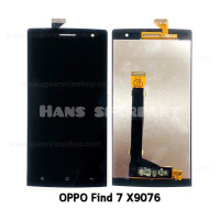FIND 7 ORI OPPO COMPLETE LCD X9076- TOUCHSCREEN