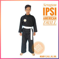Unik Seragam Silat Baju Pencak Silat IPSI American Drill