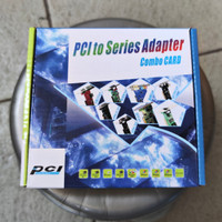 CARD CD PCI WITH SOUND DRIVER