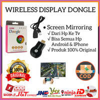 Bagus ANYCASH HDMI DONGLE WIRELESS ANYCAST HDMI DONGEL WIFI