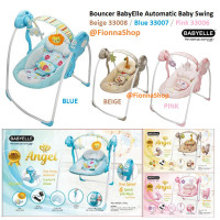 Bouncer with Elle Card BabyElle Automatic Baby Swing MP3 SD Baby Funct