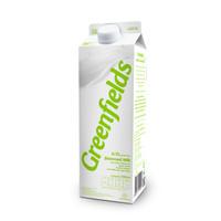 Greenfields Skimmed Milk 1 Liter