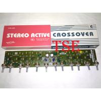 Kit Ranic Kit CROSSOVER Active Stereo 3 Way-Ranic 239 Berkualitas