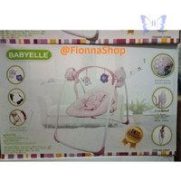 BABY BOUNCER H7BB2507 SWING MP3AUTOMATICELLE FUNCTION ELLE SD WITHC