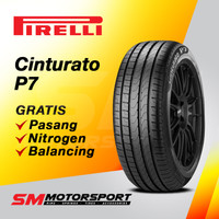 Ban Mobil Pirelli P7 Cinturato RFT 225 60 R17 17 99V