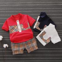 Baju Setelan Anak Garis Setelan Anak 3thn COD Anak Pakaian Coklat Sete