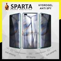 HYDROGEL ANTISPY SAMSUNG S8 PLUS ANTI GORES DEPAN BELAKANG FULL COVER