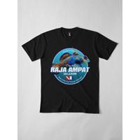 T-Shirt Premium Dive Raja Ampat Dd2 5389 Kaos
