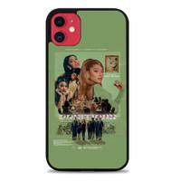 Casing Custom iPhone 11 Ariana Grande Positions P2692