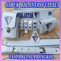 New Sabuk Banser Balantas FULLSET tanpa kepala Bangkol