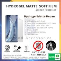 ANTI GORES HYDROGEL MATTE Xiaomi Redmi Note 5A DEPAN FULL SCREEN COVER