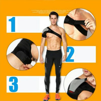 AOLIKES GYM SPORTS SHOULDER SUPPORT INJURY PREVENTION LIKE NEW ORI -