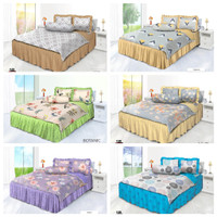 Bed Cover Rumbai All New My Love Badcover Bedcover Bedcover Set Bedcov