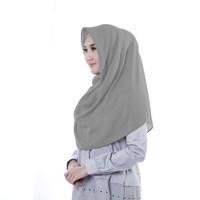 Zoya Aisha Plain Scarf - Kerudung Wanita Polos