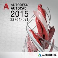 Autocad 2015 32-bit dan 64-bit