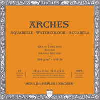 NAY - Arches rough sample sheet 185gsm
