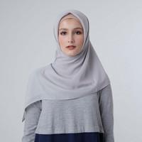Zoya Hijab Kerudung Segiempat - Maruna Plain Scarf