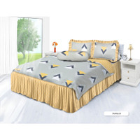 BED COVER RUMBAI ALL NEW MY LOVE / BADCOVER / BEDCOVER / BEDCOVER SET